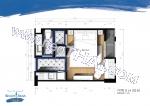 На-Джомтьен Seven Seas Cote d Azur планировки квартир