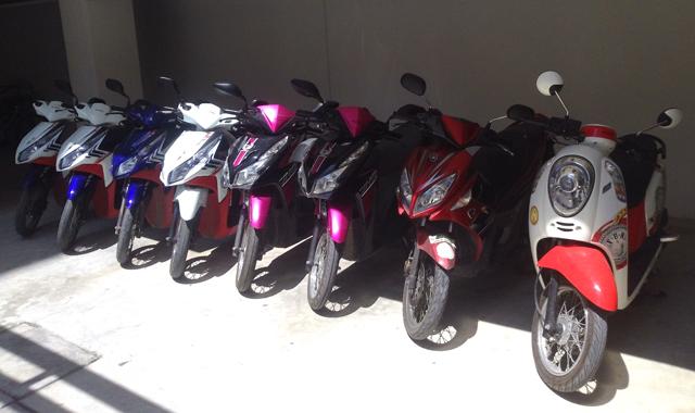 Аренда мотоциклов в Хуахине