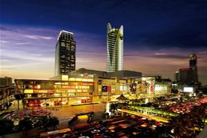 Отель Centara Grand, Бангкок