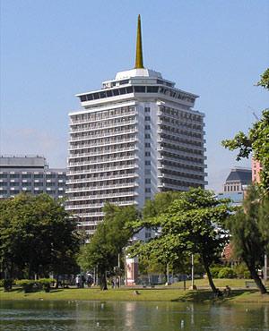 Отель Dusit Thani, Бангкок
