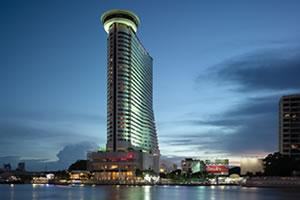 Отель Millenium Hilton Bangkok, Бангкок