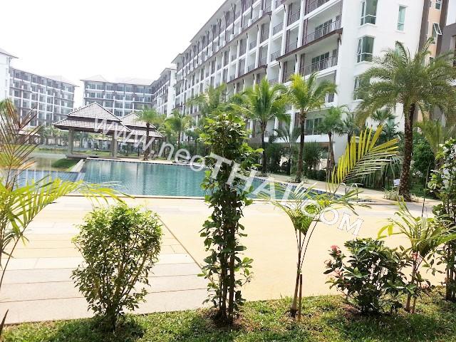 AD Bang Saray Lake Resort Паттайя Кондо  - купить-продать - дешевые цены, Тайланд - Квартиры, Карты