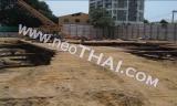 14 апреля 2015 Aeras Jomtien Condo - фото со стройплощадки