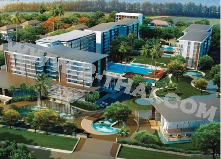 Хуахин, Квартира - 97 м²; Цена продажи - 16.500.000 бат; Amari Residences Hua Hin