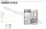 Andromeda Condo - Квартира 7412 - 3.990.000 бат