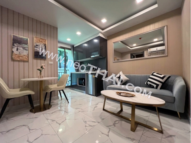 Паттайя, Квартира - 27 м²; Цена продажи - 2.700.000 бат; Arcadia Center Suites