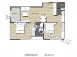 Arcadia Center Suites - Квартира 8010 - 8.610.000 бат