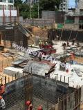 15 сентября 2016 Aurora Pratumnak Condominium строительные работы