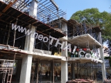 07 декабря 2016 Aurora Pratumnak Condo строительные работы