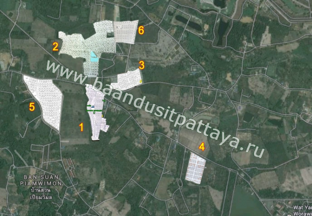 Baan Dusit Pattaya 1 - Русский поселок