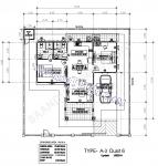 Хуай Яй Baan Dusit Pattaya 6 Планировки домов A, B, D
