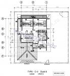 Хуай Яй Baan Dusit Pattaya 6 Планировки двухэтажных домов C3, C2
