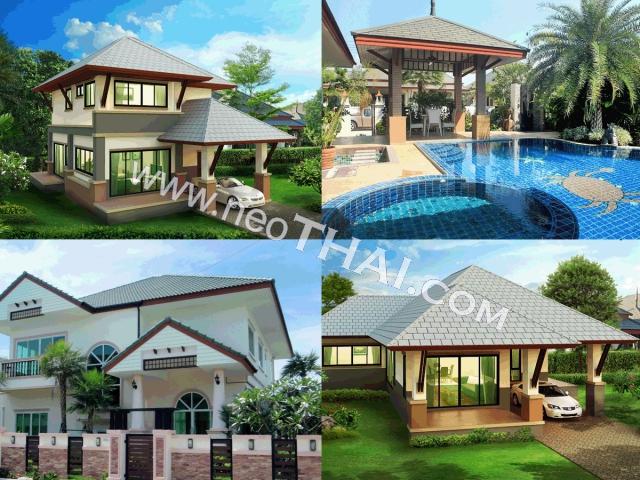 Baan Dusit Pattaya 6 - Русский поселок Кондо  - купить-продать - дешевые цены, Тайланд - Дома, Карты