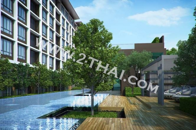 Baan Kun Koey Hua Hin Condominium Хуахин - купить-продать - дешевые цены, Тайланд - Квартиры, Карты