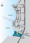 Baan Talay Паттайя Кондо  - купить-продать - дешевые цены, Тайланд - Дома, Карты