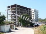 02 апреля 2014 Bang Saray Beach Condo - фото со стройплощадки
