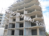 27 сентября 2012 Beach Front Jomtien Residence - текущее состояние проекта