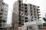 31 января 2013 Beach Front Jomtien  Residence - фотоотчет со стройплощадки