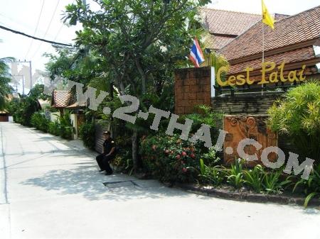 Cest Palai Паттайя Кондо  - купить-продать - дешевые цены, Тайланд - Дома, Карты