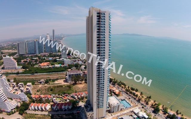 Cetus Beachfront Condominium Паттайя