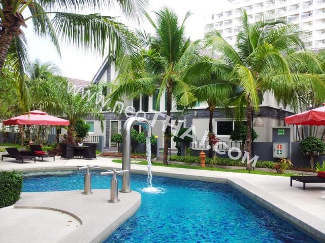 Chateau Dale Tropical Villas Паттайя Кондо  - купить-продать - дешевые цены, Тайланд - Дома, Карты