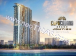 Паттайя, Квартира - 39.5 м²; Цена продажи - 6.040.000 бат; Copacabana Beach Jomtien