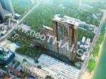Паттайя, Квартира - 32 м²; Цена продажи - 2.760.000 бат; Copacabana Beach Jomtien