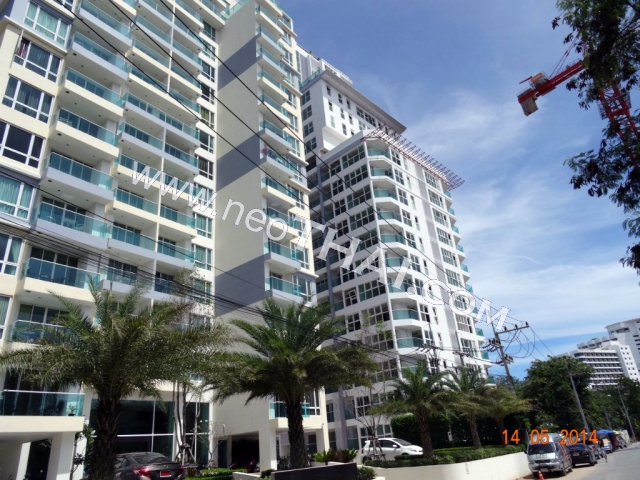 Cosy Beach View Condominium Pattaya