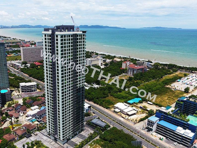 Dusit Grand Condo View Паттайя