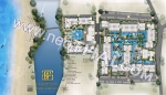 На-Джомтьен Grand Florida Beachfront мастерплан