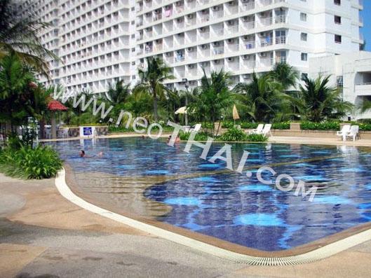 Jomtien Beach Condominium (Римхат) Паттайя - купить-продать - дешевые цены, Тайланд - Квартиры, Карты