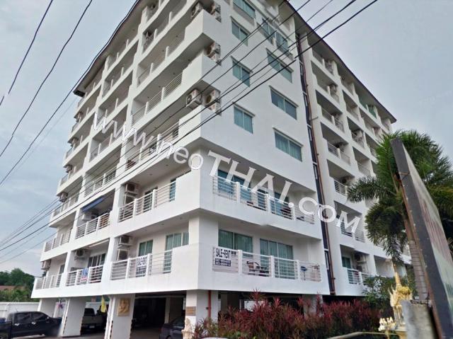 Jomtien Beach Mountain Condominium 2 Паттайя - купить-продать - дешевые цены, Тайланд - Квартиры, Карты