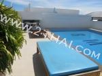 Паттайя, Квартира - 45 м²; Цена продажи - 1.100.000 бат; Jomtien Beach Mountain Condominium 3