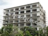 02 сентября 2011 Jomtien Beach Mountain Condominium 5, Pattaya - текущее состояние проекта