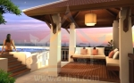 Jomtien Beach Penthouses Паттайя Кондо  - купить-продать - дешевые цены, Тайланд - Квартиры, Карты