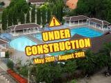 26 марта 2011 Бассейн в кондоминиуме Jomtien Condotel закрывается на ремонт с Мая 2011 по Октябрь 2011