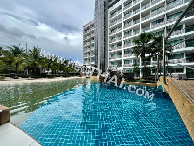 Паттайя, Квартира - 40 м²; Цена продажи - 2.000.000 бат; Laguna Beach Resort Jomtien