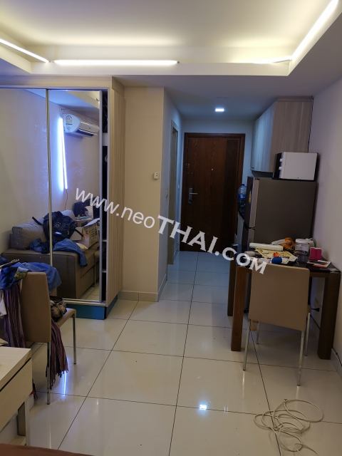 Паттайя, Квартира - 26 м²; Цена продажи - 990.000 бат; Laguna Beach Resort Jomtien