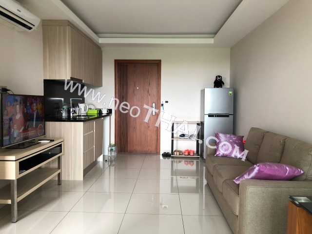 Паттайя, Квартира - 40 м²; Цена продажи - 2.050.000 бат; Laguna Beach Resort Jomtien