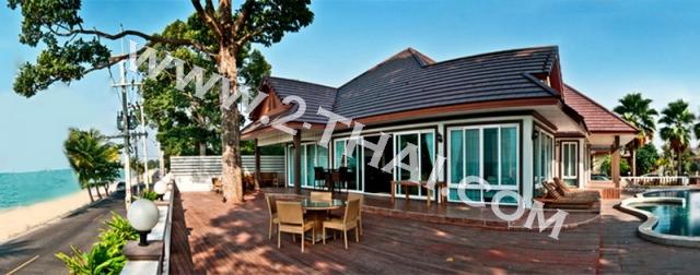 Le Beach House Bangsaray Паттайя Кондо  - купить-продать - дешевые цены, Тайланд - Дома, Карты
