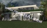 19 сентября 2013 Новый коттеджный поселок Mountain Village - виллы современного дизайна от 3,950,000 бат