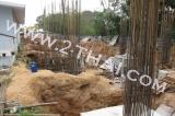 02 февраля 2013 Neo Condo Sea View - фотоотчет со стройплощадки