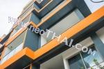 Недвижимость в Тайланде: Квартира в Паттайе, 2 комнаты, 50 м², 2.000.000 бат