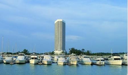 Ocean Marina Паттайя Кондо  - купить-продать - дешевые цены, Тайланд - Квартиры, Карты
