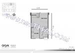 Onyx Pattaya Residences - Квартира 3988 - 4.398.975 бат