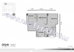 Onyx Pattaya Residences - Квартира 3989 - 6.420.960 бат