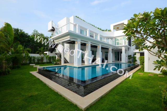 Palm Oasis Pool Villas Паттайя Кондо  - купить-продать - дешевые цены, Тайланд - Дома, Карты