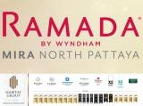 10 января Ramada Mira - новый проект в Северной Паттайе
