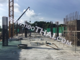 09 ноября 2016 Sea Saran Condominium строительные работы