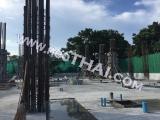 12 сентября 2016 Sea Saran Condo Bangsarey стройплощадка